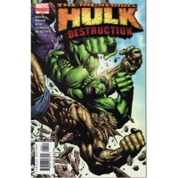 Incredible Hulk Destruction 4 (of 4)