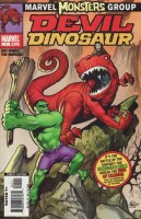 Marvel Monsters Group Devil Dinosaur 1