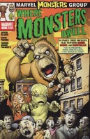 Marvel Monsters Group Where Monsters Dwell 1