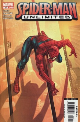 Spider-Man Unlimited 12 (Vol. 3)