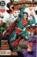 Adventures of Superman 520