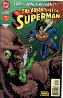 Adventures of Superman 532