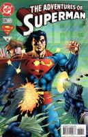 Adventures of Superman 536