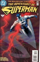 Adventures of Superman 549