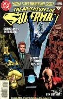 Adventures of Superman 550