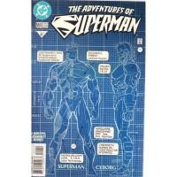 Adventures of Superman 551