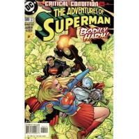 Adventures of Superman 580