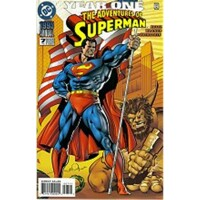Adventures of Superman Annual 07 (1995)