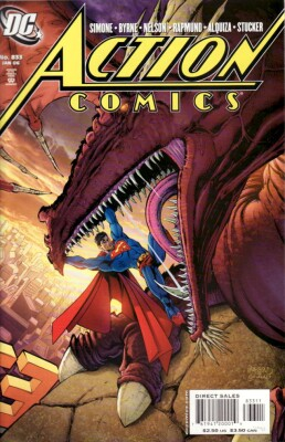 Action Comics 833 (Vol. 1)