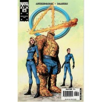 Marvel Knights Four 26