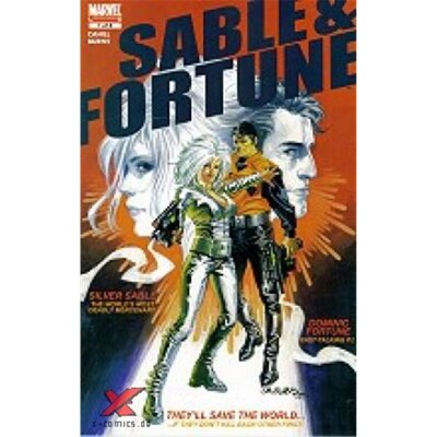 Sable & Fortune 1 (of 6)