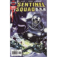 Sentinel Squad O*N*E 1 (of 5)