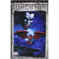 Purgatori: Dracula Gambit Sketchbook