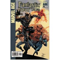 Marvel Age Fantastic Four Tales 1