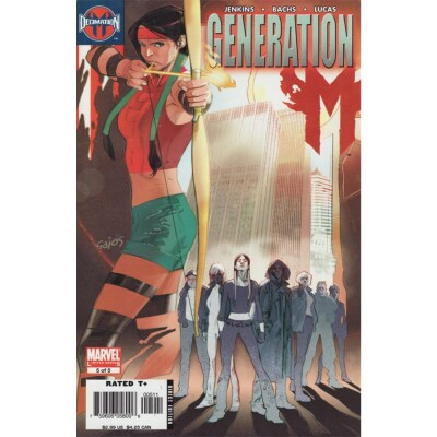 Generation M 5 (of 5)