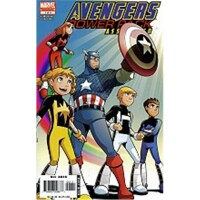 Avengers and Power Pack Assemble 1 (of 4)