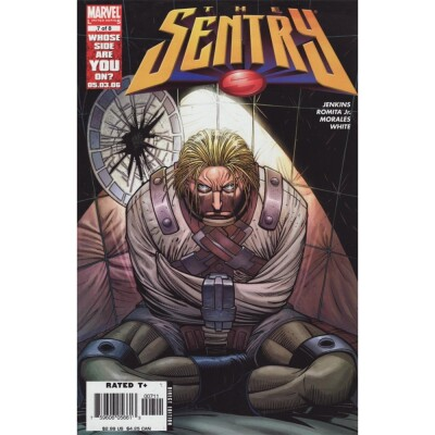 The Sentry 7 (of 8)