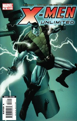 X-Men Unlimited 14