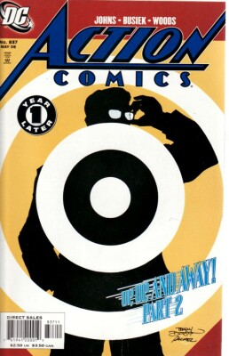 Action Comics 837 (Vol. 1)