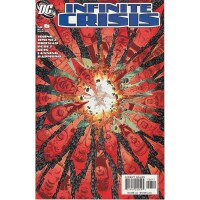 Infinite Crisis 6 (of 7) Cover B