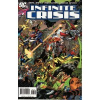Infinite Crisis 7 (of 7) Cover B