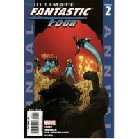 Ultimate Fantastic Four Annual 2