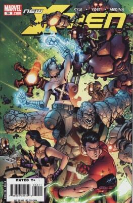 New X-Men 30