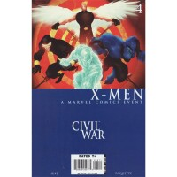 Civil War X-Men 4 (of 4)