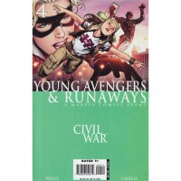 Civil War Young Avengers & Runaways 4