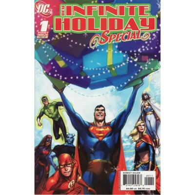 DCU Infinite Holiday Special