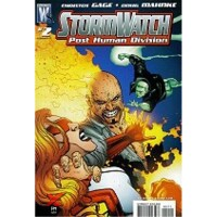 Stormwatch Post Human Division 2