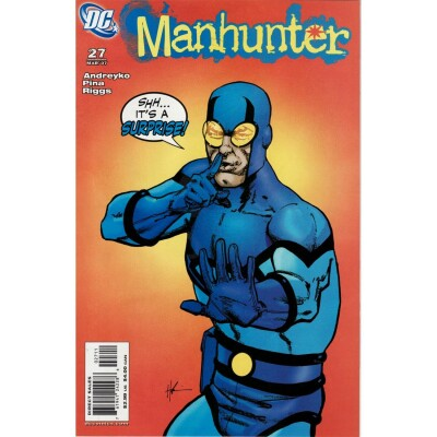 Manhunter 27 (Vol. 3)