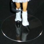 Standfuß für Action-Figuren rund, 15 cm Durchmesser (Plexiglas)