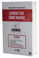 Comic Concept Current Size Boards (171 x 266 mm)