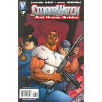 Stormwatch Post Human Division 7