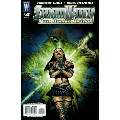 Stormwatch Post Human Division 4