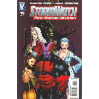 Stormwatch Post Human Division 6