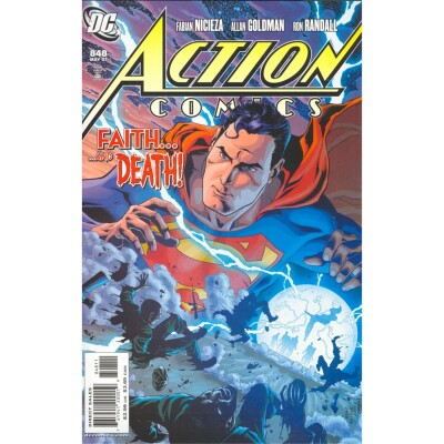 Action Comics 848 (Vol. 1)