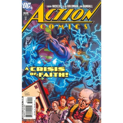 Action Comics 849 (Vol. 1)