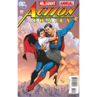 Action Comics Annual 10 Variant (Vol. 1)