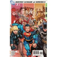 Justice League of America 07 (Vol. 2)