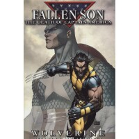 Fallen Son The Death of Captain America 1 Wolverine