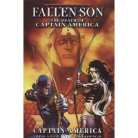 Fallen Son The Death of Captain America 3 Captain America