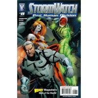 Stormwatch Post Human Division 8