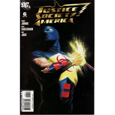 Justice Society of America 6