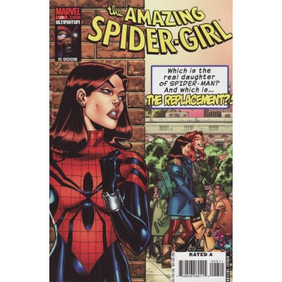 Amazing Spider-Girl 26
