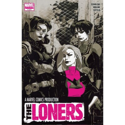 The Loners 4 (of 6)
