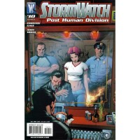 Stormwatch Post Human Division 10