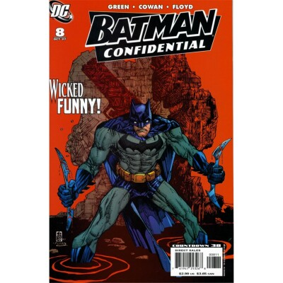 Batman Confidential 08