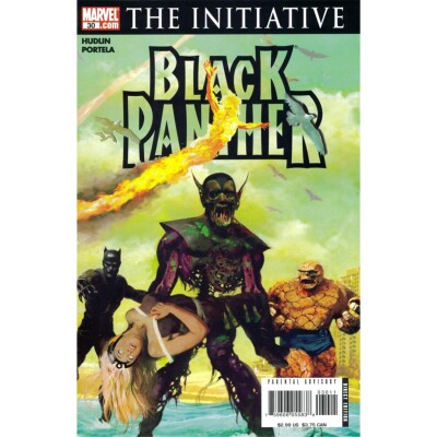 Black Panther 30 (Vol. 4)